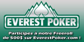 everest freeroll