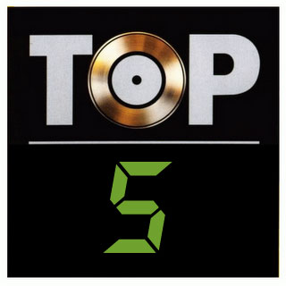 Top 5 des bluffs